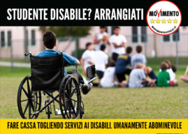 SEI STUDENTE DISABILE DI MATERA? ARRANGIATI!